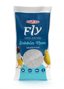 SABBIA NEVE – FLY SUPPORTER