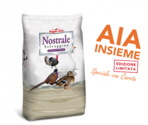 AIA INSIEME Special Limited Edition con Carote!
