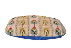 CUSCINO SFODERABILE PET BED PORTRAIT SUN RAY