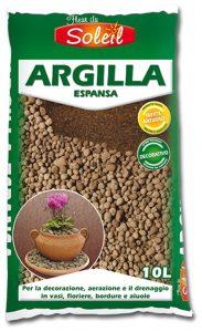 ARGILLA ESPANSA FLEUR DU SOLEIL