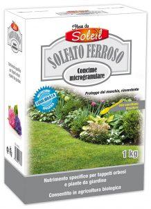 SOLFATO FERROSO FLEUR DU SOLEIL