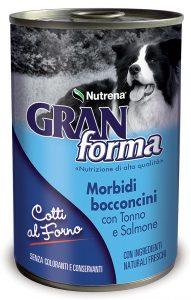GRANFORMA BOCCONCINI CON TONNO E SALMONE