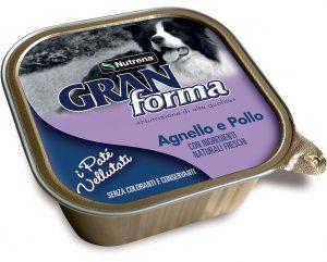 GRANFORMA PATÉ AGNELLO E POLLO