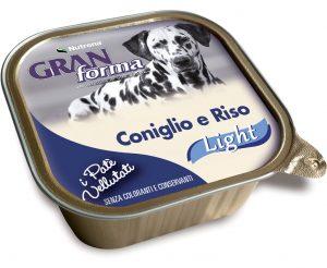 GRANFORMA PATÉ LIGHT CONIGLIO E RISO