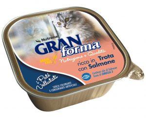 GRANFORMA PATÉ TROTA E SALMONE