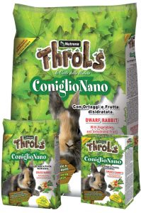 THROLS CONIGLIO NANO